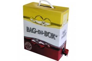 Bag in Box - voordelen van de wijn uit een vatje.
